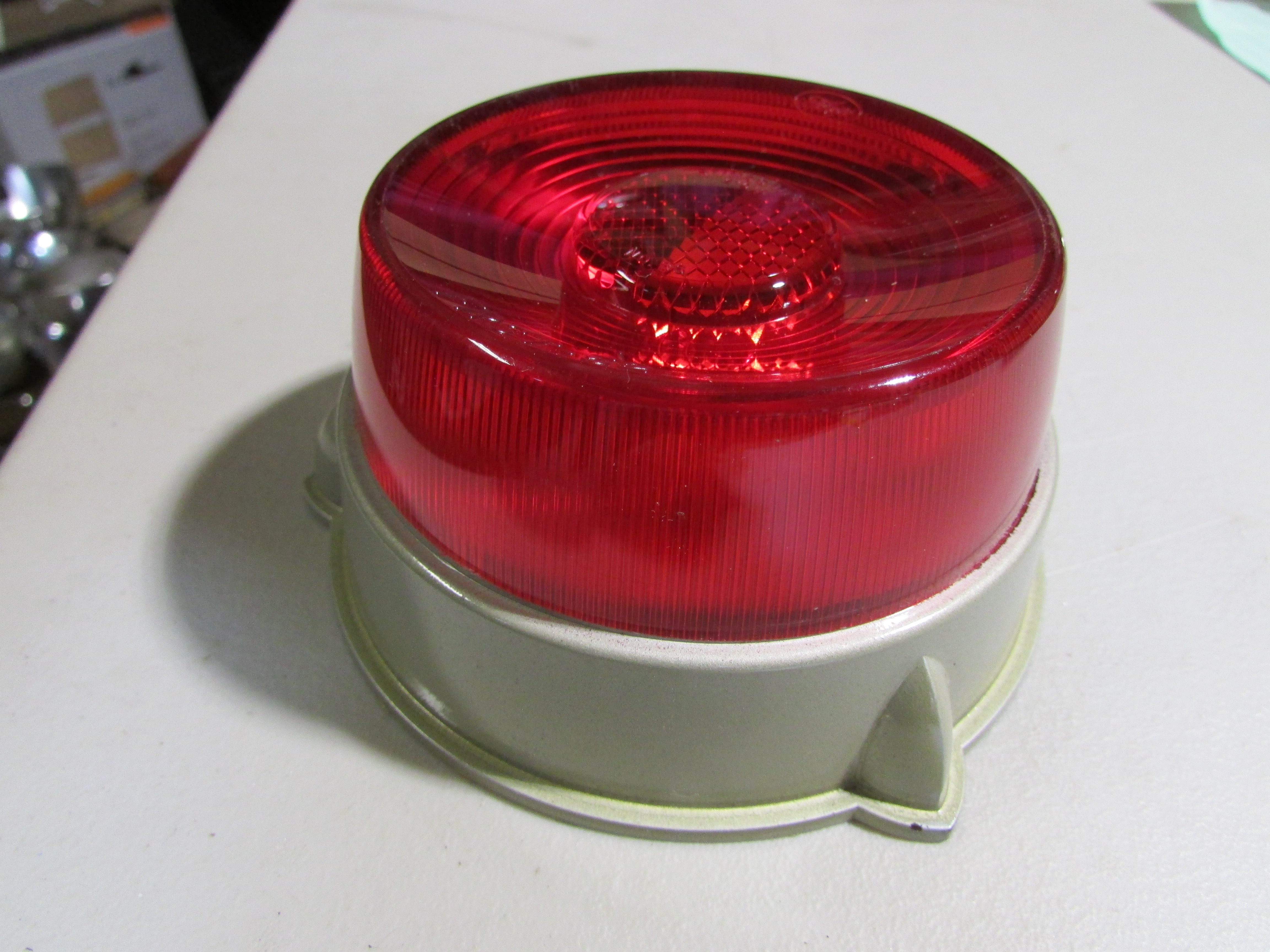 1952 Ford tail light lens